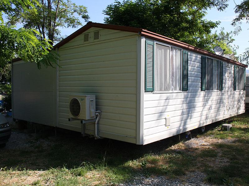 Willerby cottage prestige usata la spezia case mobili for Casa mobile in legno